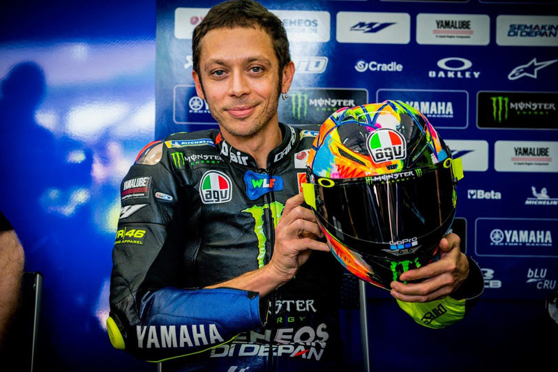 agv rossi winter test 2019 noticia 1