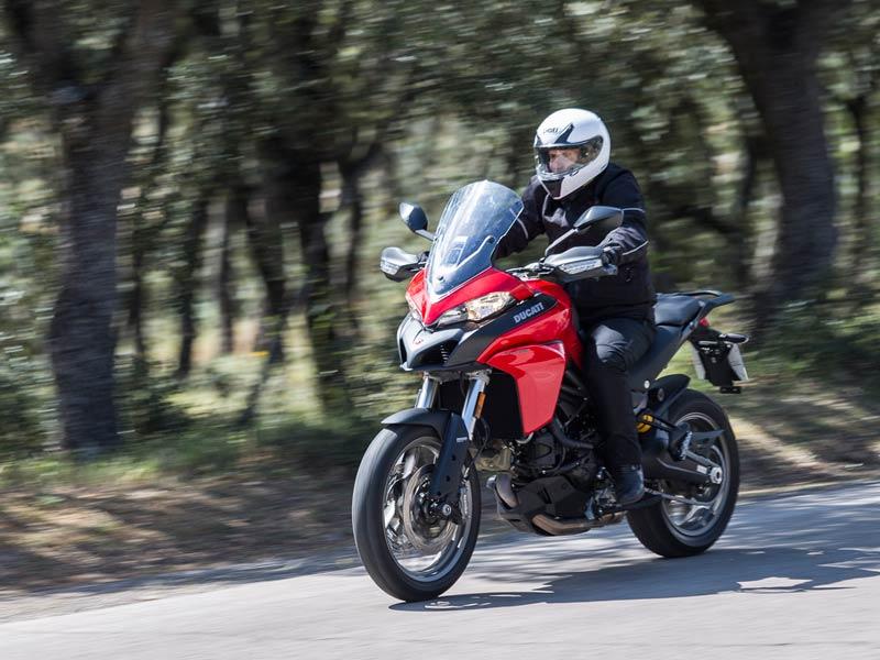 ▷ Prueba Ducati Multistrada 950: la multiusos