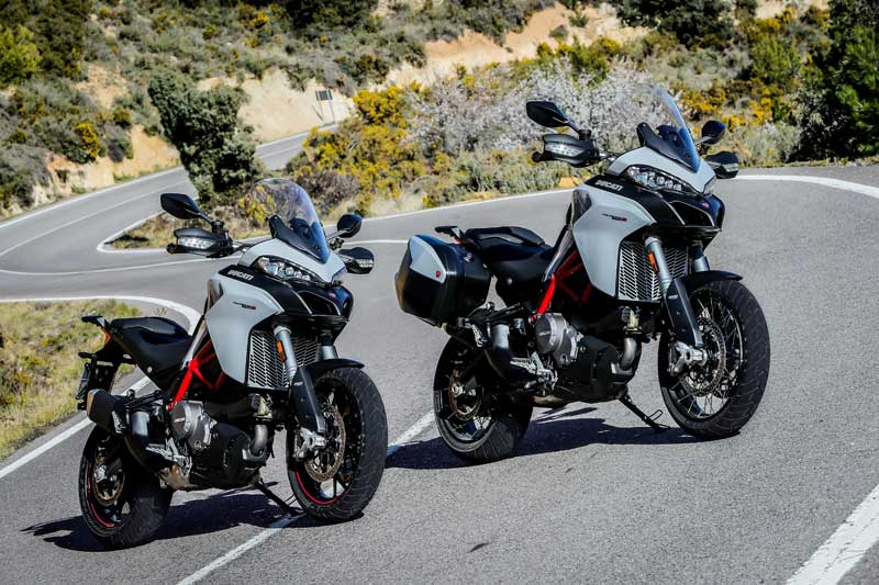 ducati multistrada 950 s 2019 prueba opinion
