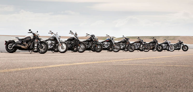 gama softail 2019 promocion noticia