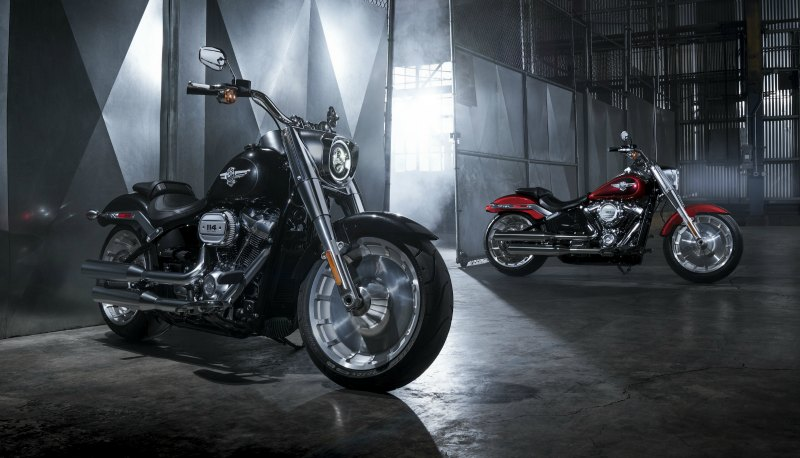 harley softail gama 2018 noticia 1