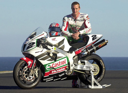 honda vtr 1000 sp2 rc51 colin edwards