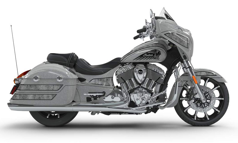 indian chieftain elite 2018 perfil