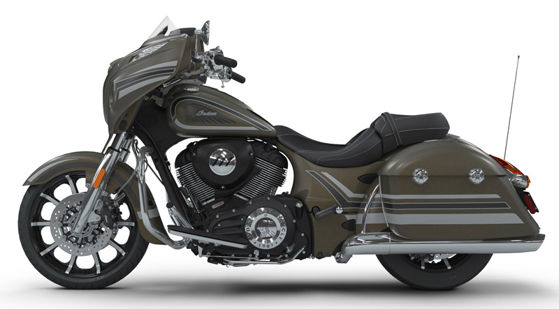 indian chieftain limited 2018 perfil bronce
