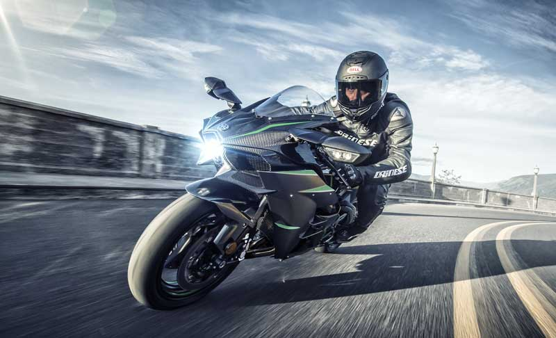 Kawasaki Ninja H2rcarbon 2019 Precio Ficha Opiniones Y Ofertas