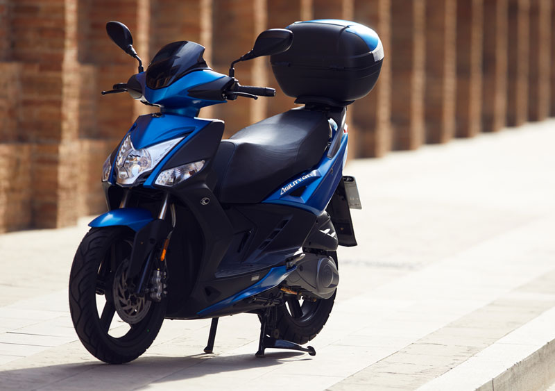 oferta Kymco Agility City 125 noticia