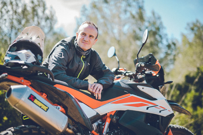 prueba ktm 790 adventure r opinion
