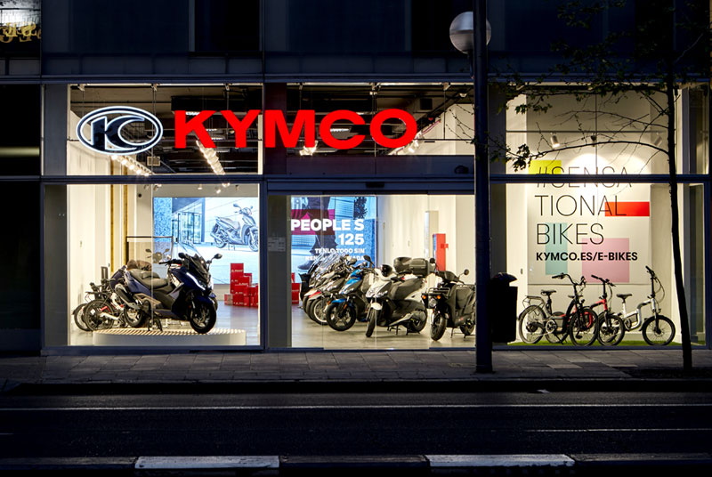 concesionario kymco mad noticia