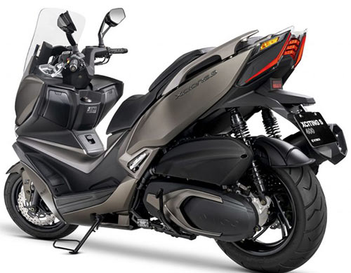 kymco xciting s 400 tcs 2021 2