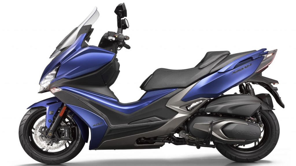 kymco xciting s 400 tcs 2021 4