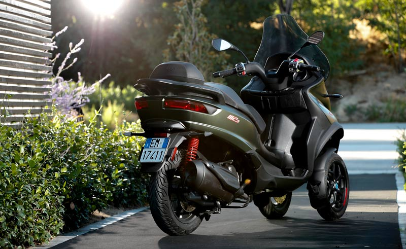 piaggio mp3 350 2018 opinion