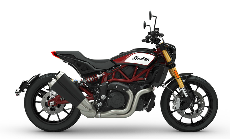 indian ftr 1200 s 2019 race perfil
