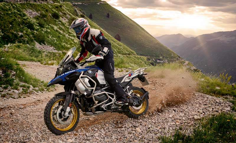 bmw r 1250 gs adventure accion