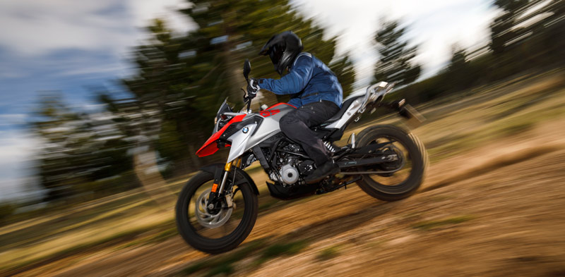 bmw g 310 gs trail a2 accion