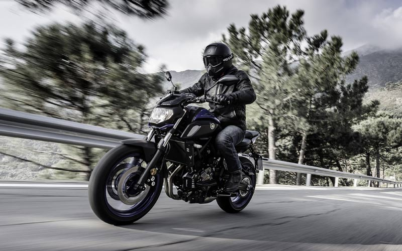 yamaha mt 07 naked limitable