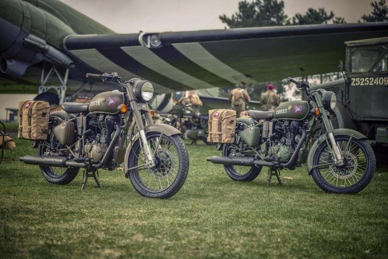 royal enfield classic 500 pegasus noticia