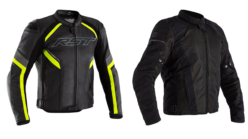 chaquetas airbag rst
