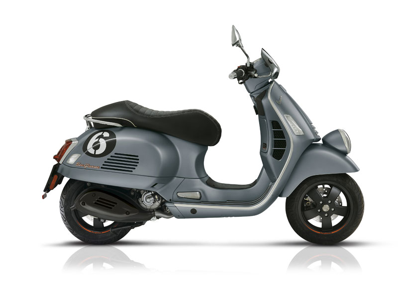 vespa sei goirni II edition noticia 1