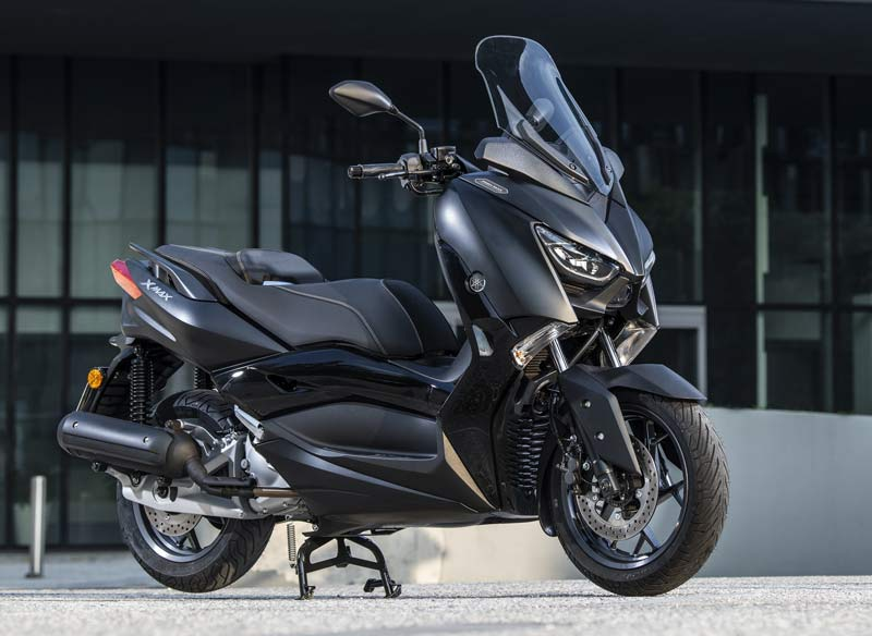 Yamaha X-MAX 125/Iron Max 2018-2019 precio ficha opiniones y