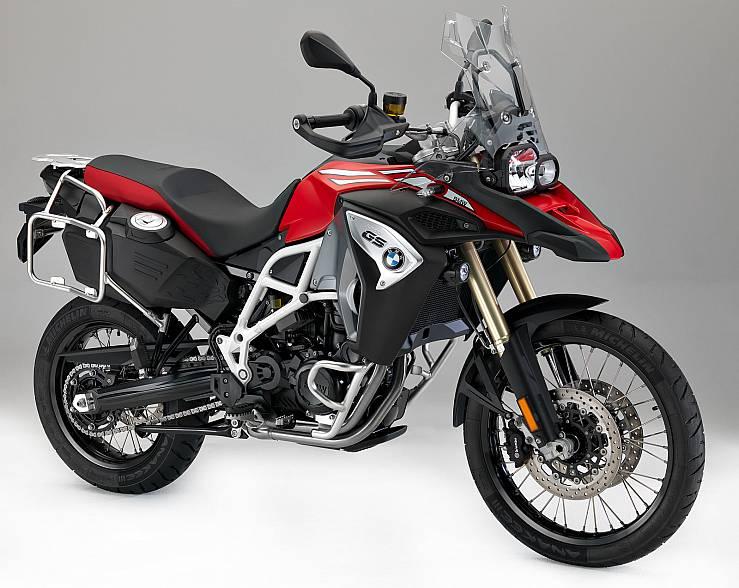 Moto Bmw Gs 800 Valor