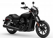 Harley-Davidson Street 750 2017-2020