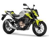Honda CB500F 2017-2018