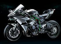 Kawasaki Ninja H2R 2015-2018