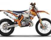 KTM EXC 125 Factory Edition 2015