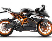 KTM RC 125 2015-2016