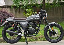 MH Motorcycles Bogga 125 2017-2019