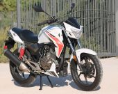 MH Motorcycles NKZ 125 2018