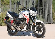 MH Motorcycles NKZ 125 2017-2019