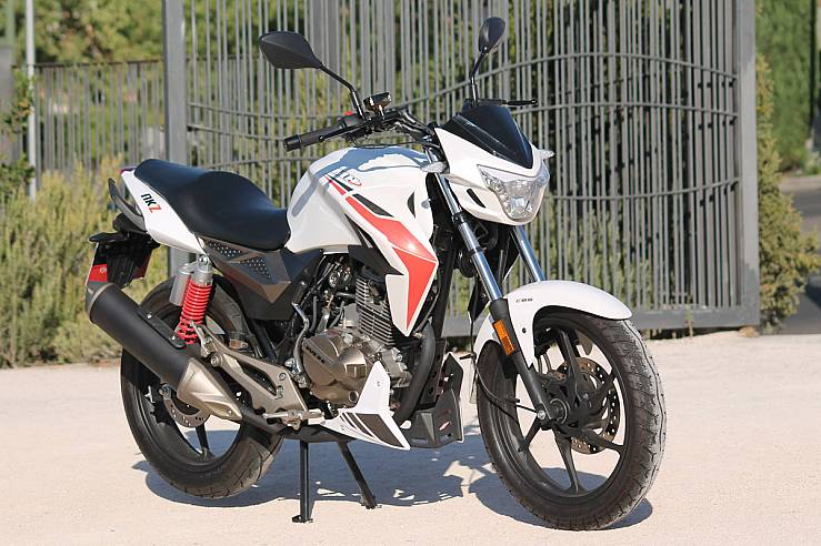 MH Motorcycles MHX 125 2017-2019 precio ficha opiniones y
