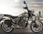 MH Motorcycles Street Evolution 125 2017-2019