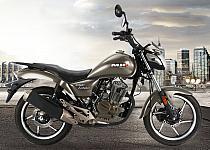 MH Motorcycles Street Evolution 125 2017-2019