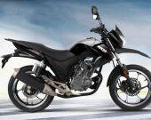 MH Motorcycles Street Wyn 125 2017-2019