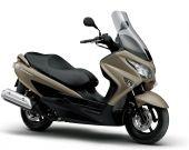 Suzuki Burgman 125 2017-2019
