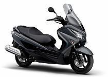 Suzuki Burgman 200 2017-2019