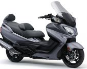 Suzuki Burgman 650 Executive 2018-2019