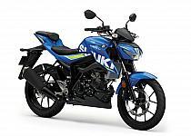 Suzuki GSX-S125 2018-2019