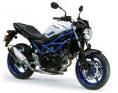 Suzuki SV650 2016-2019