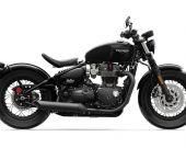 Triumph Bonneville Bobber Black 2018-2019