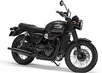 Triumph Bonneville T100/Black 2017-2019