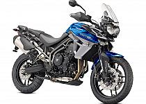 Triumph Tiger 800 XRx Low 2015-2016