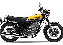 Yamaha SR400 60 Aniversario