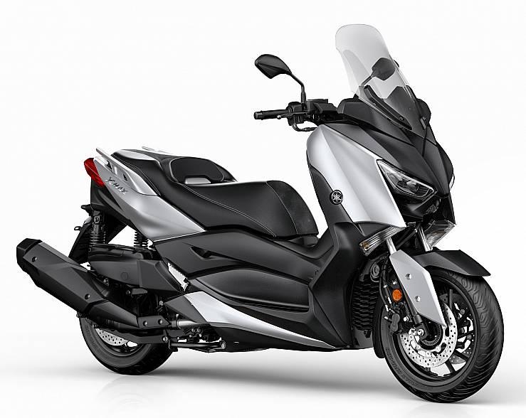 Yamaha X Max 400 Iron Max Tech Max 2018 2020 Precio Ficha Opiniones Y Ofertas