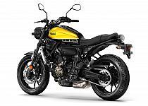 Yamaha XSR 700 60 Aniversario 2016