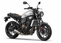 Yamaha XSR700 2015-2016
