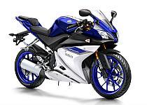 Yamaha YZF-R125 2014-2016