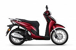 Honda SH Mode 125 | Fácil conducción
